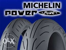 Michelin Pilot Power SuperBike Tyres R1950 Each at clives bikes