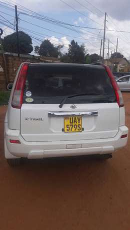 Nissan xtrail with perfect engine new tyres with perfect engine Kampala - image 1