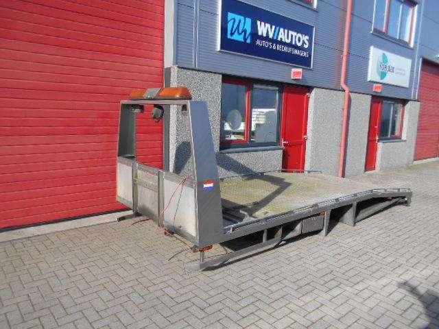 Iveco Daily 35 C 10 345 Witteveen Autotransporter Met Li