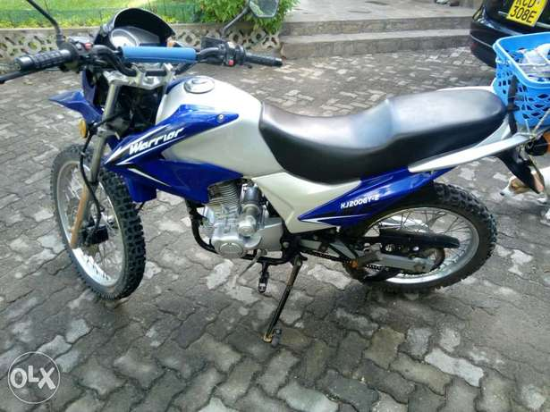 used warrior 200 cc private Nyali - image 2