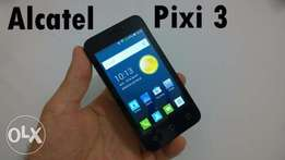 clean Alcatel pixi 3
