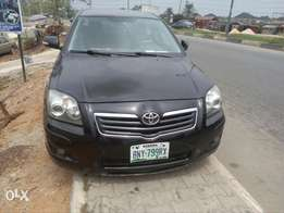 Clean Toyota Avensis 2008 model For Sale