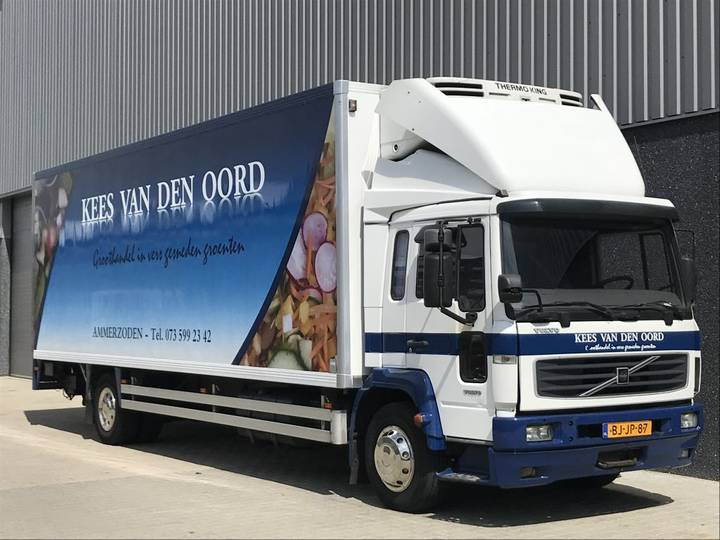 Volvo FL6-15 Thermoking LBW Manual Airco NL Truck - 2000