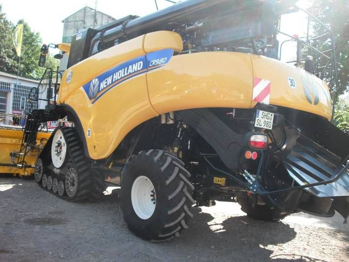 New Holland Cr 9.80 - 2016 - image 3