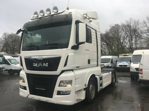 MAN TGX 18.480 Navi / Leasing - 2013