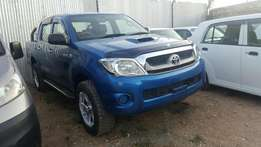 Hilux Dauble cabin Toyota