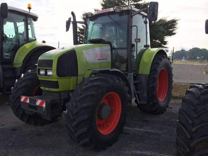 Claas ares 696 rz - 2001 - image 2