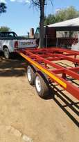 Custom Build Trailer For Sale: