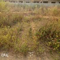 A fenced residential land with C of 0 for sale at Wuye,Abuja
