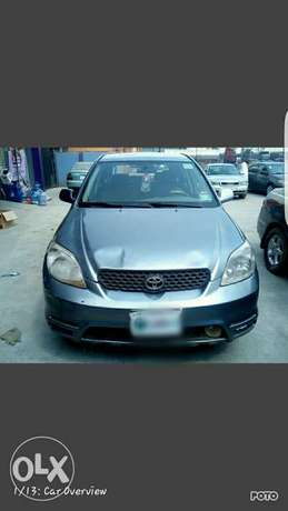 Toyota matrix in perfect condition Ikeja - image 1