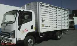 FAW 4 Tonne Canter
