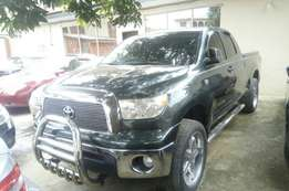 Toyota tundra foreign used 2008model for sale