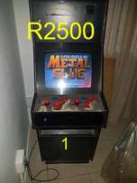Arcade Machines - 4 Super Cool machines to choose from! - CAPE TOWN