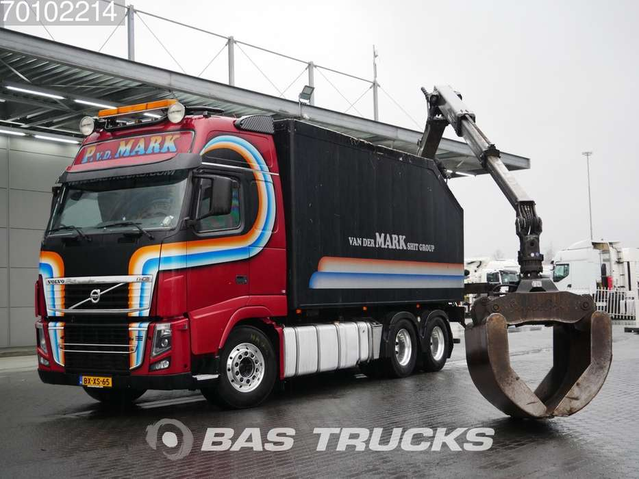 Volvo FH16 600 XL 6X2 NL-Truck VEB+ Liftachse Euro 5 - 2011