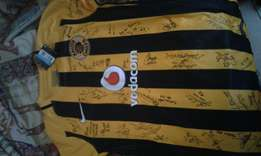 Kaizer Chiefs signed jersey, used for sale  Dobsonville