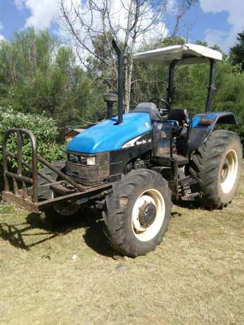New Holland TS 90 4w Meswo - image 4