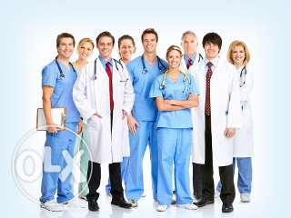 Wanted Healthcare Professionals