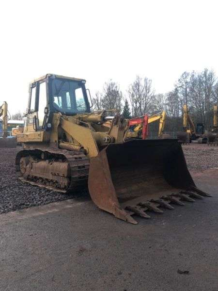 Caterpillar 963c ** Bj 2000/14000h ** - 2000 - image 7