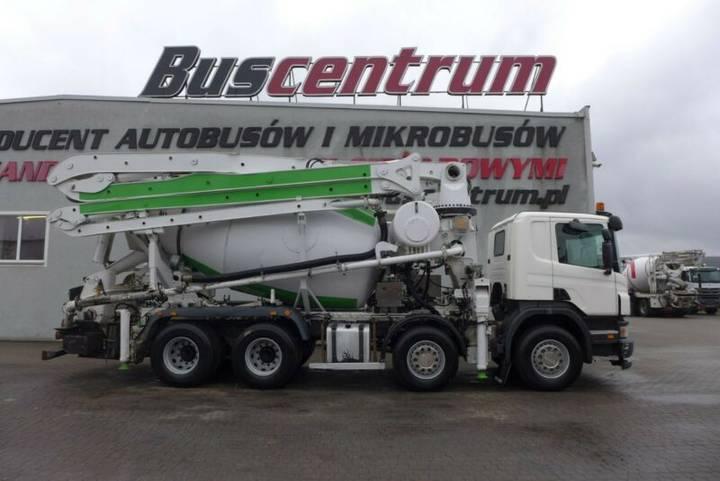 Scania P420 8x4 Pump CIFA 28.4 m