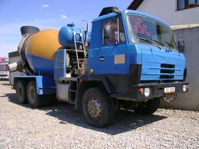 Tatra T815 MIX (ID5729) - 1987