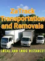 ZaTrack -Transportation / Furniture Removals / Local and long distance