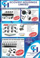 Best CCTV Deals in Kisumu Town