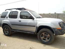 Xterra jeep 2004 fully air-conditioned