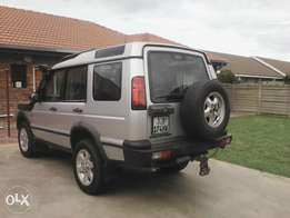 2004 Landrover Discovery TD5