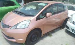 KCN 2010: Pink Fit with steering controls: Hire purchase allowed
