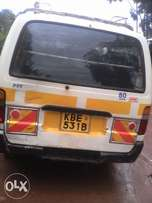 shark 5L diesel KBE matatu on sale.