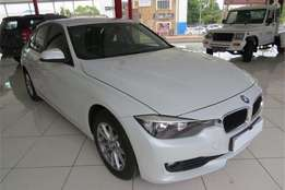 2013 BMW 316I LUXURY LINE (F30). 85 000 km
