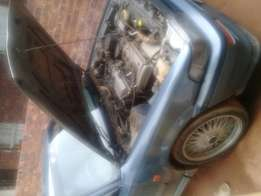 Im selling ma 1.6i toyota corolla stil in gut contion.only for 45000