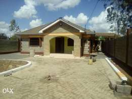 Ruiru Kimbo - Newly finished 3 bedrm bungalow om sale for Kshs. 11.5M