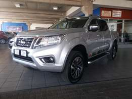 The all new Nissan Navara 2.3D 4x4 LE