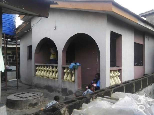 A bungalow comprising 3 bedroom flat and 2 bedroom with C of O N4.5m Alagbado - image 8