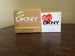 Two brand new original DKNY perfumes for sale