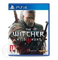The Witcher 3 CD (From Canada) PlayStation4