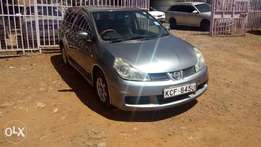 Nissan Wingroad for sale.