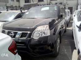 New shape Nissan Xtrail 2010: hire purchase