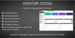 Stock and Inventory management systems