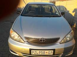 2006 Toyota Camry big for nothing