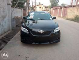 Newly cleared Toyota Camry 2007model SE