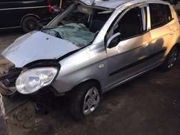 Kia picanto stripping for spares