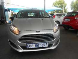 2016 ford fiesta 1.0 Eco-boost for sale for R175000