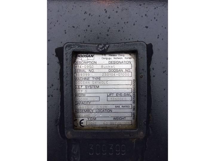 Doosan CATERPILLAR M313 / M312 - CASE CX130 JCB 130 / 145 - HITA... - image 3