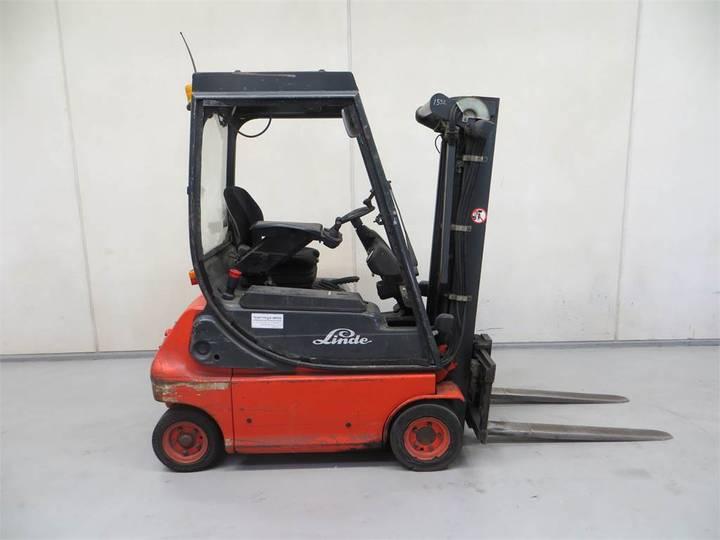 Linde E16 - 2001