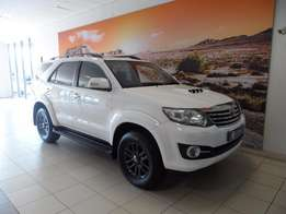 2015 Toyota Fortuner 3.0D-4D R/Body A/T