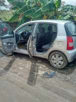 First body kia picanto 2005