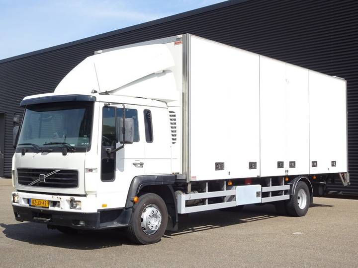 Volvo FL6.250 / 16T / OPEN SIDE / TAIL LIFT / 397 DKM - 2003