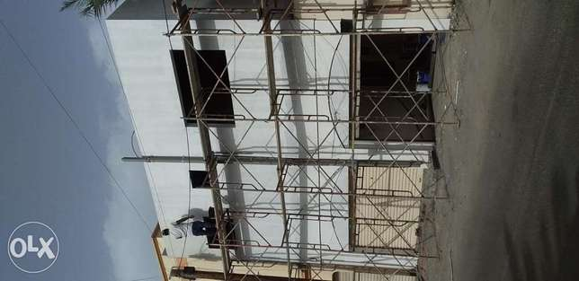 Painters and gypsum and plaster and tiles